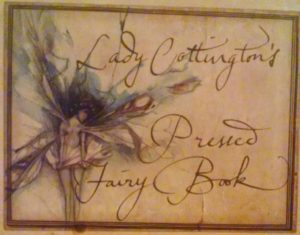 Lady Cottington's Pressed Fairy Book Cover