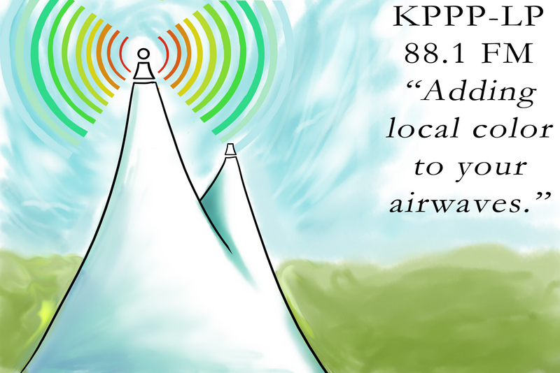 KPPP-LP FM Receives Funding from the Bush Foundation